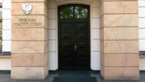 Przedstawiciele Komisji Weneckiej spotkali się z sędziami Trybunału Konstytucyjnego fot. ŚWIECZAK