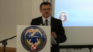 płk rez. dr hab. Adam Radomyski Dziekan WSOSP