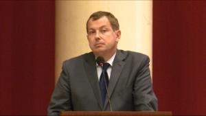 Jarosław Szostakowski Burzliwa sesja Rady Warszawy. Chcą dymisji Gronkiewicz-Waltz fot. ŚWIECZAK