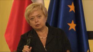 prof.Małgorzata Gersdorf, Pierwsza Prezes Sądu Najwyższego Nadzwyczajny Kongres Sędziów Polskich fot. ŚWIECZAK