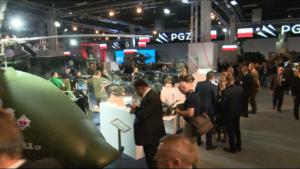 XXIV Międzynarodowy Salon Przemysłu Obronnego w Kielcach fot. ŚWIECZAK