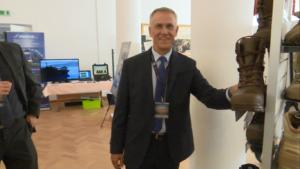 """VI Międzynarodowa Konferencja Naukowa """"Bezpieczeństwo w portach lotniczych i morskich"""" fot. ŚWIECZAK"""