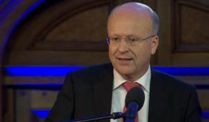 Prof. Koen Lenarts Prezes Trybunału Sprawiedliwości Unii Europejskiej Obchody 30-lecia Trybunału Konstytucyjnego fot. ŚWIECZAK