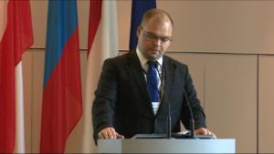 """Międzynarodowa Konferencja """"Korytarze Sieci Bazowej TEN-T"""" fot. ŚWIECZAK"""
