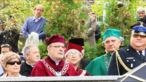 Inauguracja roku akademickiego 2016/2017, Ślubowanie strażaków w służbie kandydackiej Szkoły Głównej Służby Pożarniczej fot. ŚWIECZAK