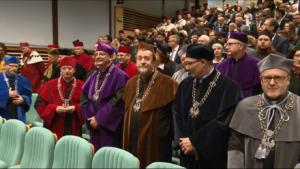 Inauguracja Roku Akademickiego 2016/2017 na Uniwersytecie Kardynała Stefana Wyszyńskiego fot. ŚWIECZAK