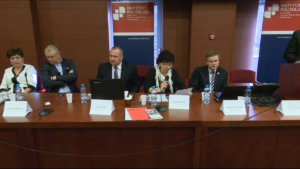"""Międzynarodowa konferencja """"Zaolzie jako wieloetniczny region historyczno-kulturowy. Doświadczenia koegzystencji i wyzwania na przyszłość"""" fot. ŚWIECZAK"""