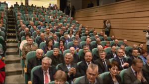 Inauguracja Roku Akademickiego 2016/2017 na Uniwersytecie Kardynała Stefana Wyszyńskiego http://press.warszawa.pl/?p=41981