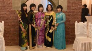 """Wieczór Kultury Wietnamskiej """"Hanoi - Układanki Emocji"""" fot. ŚWIECZAK"""