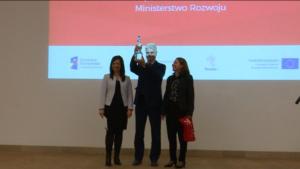 """Konferencja otwierająca projekt """"Promocja gospodarki w oparciu o polskie marki produktowe – Marka Polskiej Gospodarki – Brand"""" fot. ŚWIECZAK"""