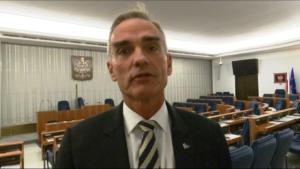 Jan Maria Jackowski Prezes Andrzej Rzepliński przedstawił w Senacie informację o działalności TK w 2015 r. fot. ŚWIECZAK