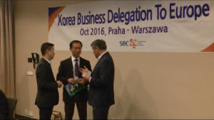 2016 Korea Business Delegation fot. ŚWIECZAK