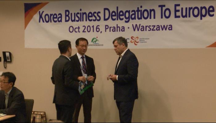 2016 Korea Business Delegation fot. ŚWIECZAK