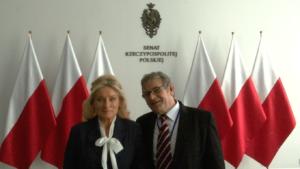 """Seminarium pt:""""Funkcjonowanie Służby Celnej w Polsce"""" fot. ŚWIECZAK"""
