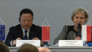 Chiny – Hong Kong – Polska. Szansa dla polskiego biznesu fot. ŚWIECZAK