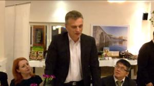 Spotkanie z przedstawicielami Wietnamu i Towarzystwem Przyjaźni Wietnamsko-Polskiej fot. ŚWIECZAK