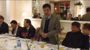 PHAM VAN THUY – Dyrektor Spółki Akcyjnej PHAN TUY CHU Spotkanie z przedstawicielami Wietnamu i Towarzystwem Przyjaźni Wietnamsko-Polskiej fot. ŚWIECZAK