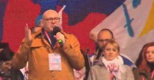 """Protest Nauczycieli w Warszawie - """"Nie dla chaosu w szkole"""" fot. ŚWIECZAK"""