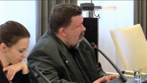"""Tomasz Schimanek, ekspert Instytutu Spraw Publicznych Konferencja """"Doświadczenia stosowania ustawy o petycjach"""" fot. ŚWIECZAK"""