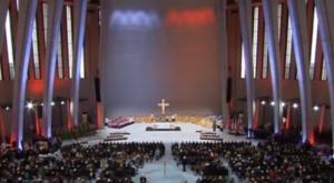 Msza za Ojczyznę z okazji otwarcia Świątyni Opatrzności Bożej fot. ŚWIECZAK