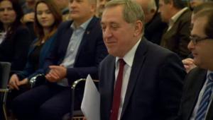 #DobryRok. Premier Szydło: Dotrzymujemy słowa. To był dobry rok zbudowany na trzech filarach: rodzina, rozwój i bezpieczeństwo fot. ŚWIECZAK