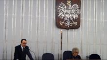 Informacja o działalności Rzecznika Praw Obywatelskich za rok 2015 fot. ŚWIECZAK