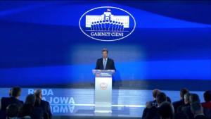 Gabinet Cieni Platformy Obywatelskiej fot. ŚWIECZAK