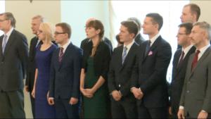 Prezydent RP Andrzej Duda podpisał tzw. pierwszą ustawę innowacyjną fot. ŚWIECZAK
