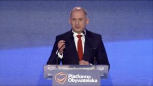 Sławomir Neumann Gabinet Cieni Platformy Obywatelskiej fot. ŚWIECZAK