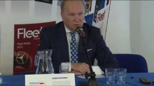 Leszek Pomorski VIII Ogólnopolskie Targi Motoryzacyjne i Biznesowe FLEET MARKET 2016 fot. ŚWIECZAK