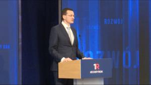 Mateusz Morawiecki,  Wicepremier, minister rozwoju i finansów #DobryRok.  Premier Szydło: Dotrzymujemy słowa. To był dobry rok zbudowany na trzech filarach: rodzina, rozwój i bezpieczeństwo fot. ŚWIECZAK