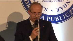 prof. Zbigniew Gaciong Kongres Zdrowia Publicznego 2016 fot. ŚWIECZAK
