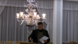 Lukasz Gojke Współpraca państwa, jednostek samorządu terytorialnego i przedsiębiorców przy realizacji nowych projektów górniczych i energetycznych fot. ŚWIECZAK