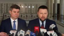 Kierwiński, Grabiec o złamaniu procedur w rządowym locie z Londynu fot. ŚWIECZAK