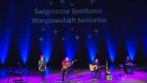 Świąteczne Spotkanie Warszawskich Seniorów 2016 fot. ŚWIECZAK