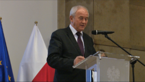 Minister Energii Krzysztof Tchórzewski XII Międzynarodowa Konferencja Power Ring 2016 fot. ŚWIECZAK