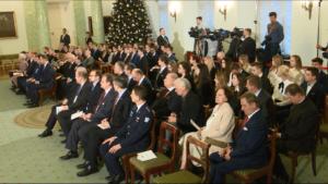 Jan Karski pośmiertnie mianowany na stopień generała brygady fot. ŚWIECZAK