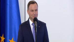 Prezydent Andrzej Duda Jan Karski pośmiertnie mianowany na stopień generała brygady fot. ŚWIECZAK