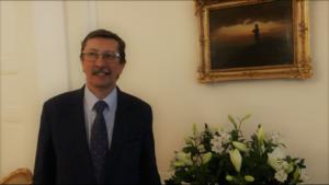 prof.Jan Żaryn, Senator RP Jan Karski pośmiertnie mianowany na stopień generała brygady fot. ŚWIECZAK