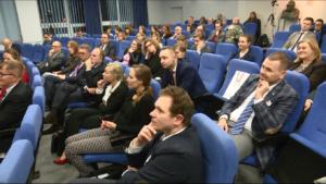 """Konferencja pt:""""Dobre praktyki w relacjach pomiędzy sędzią i profesjonalnym pełnomocnikiem w procesie cywilnym"""" fot. ŚWIECZAK"""