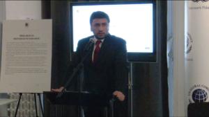 Konferencja ,,Biznes i Prawa Człowieka – Implementacja Wytycznych ONZ'' fot. ŚWIECZAK