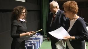 Uroczystość wręczenia nagród laureatom 14. edycji konkursów z zakresu ochrony własności intelektualnej fot. ŚWIECZAK