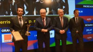 """GALA KONKURSU """"Lider Przedsiębiorczości Roku 2016"""" fot. ŚWIECZAK"""