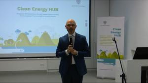 "Minister Michał Kurtyka, Ministerstwo Energii Konferencja pt. ""Business Energy Mixer"" http://press.warszawa.pl/?p=45476"