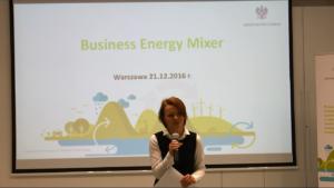 """Minister Jadwiga Emilewicz, Ministerstwo Rozwoj Konferencja pt. """"Business Energy Mixer"""" fot. ŚWIECZAK"""