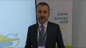 """dr hab., prof. UW. Krzysztof Klincewicz Konferencja pt. """"Business Energy Mixer"""" fot. ŚWIECZAK"""