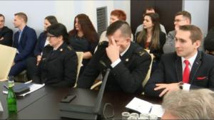 """Konferencja """"Rola administracji publicznej w systemie bezpieczeństwa państwa"""" fot. ŚWIECZAK"""
