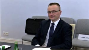 """dr Marek Woch, Centrum Społecznej Demokracji Konferencja """"Rola administracji publicznej w systemie bezpieczeństwa państwa"""" fot. ŚWIECZAK"""