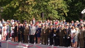 Defilada wojskowa 2017 w Warszawie z okazji święta Wojska Polskiego fot. ŚWIECZAK
